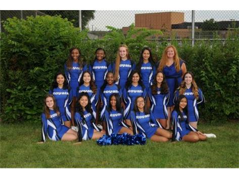 Fall JV Cheer 2019