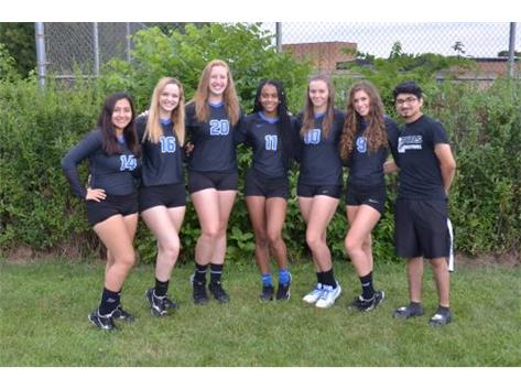 Seniors - Girls Volleyball 2019