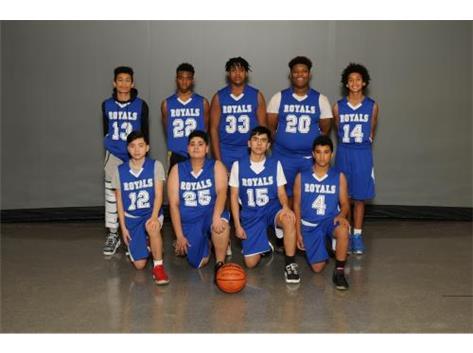 2019 Freshman Basketball