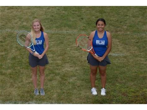 Seniors Girls Tennis 2020