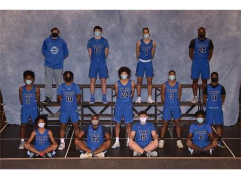 Varsity Boys Basketball 2021