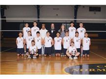 2019 Boys Volleyball! Good luck this season
