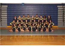 2019 Varsity Cheerleaders.