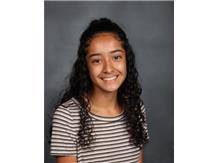 Stephanie Dominguez runs in the State Meet this weekend.  Good Luck!