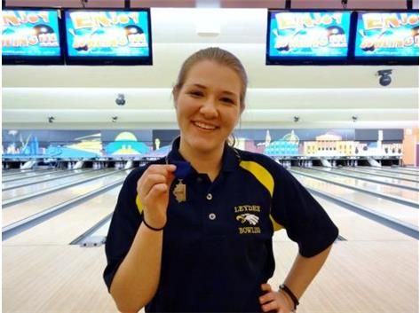 Congratulations to Ashley Kriston (1260) - Regional Champion.  Good Luck at Sectionals!