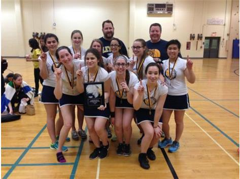 Congratulations to our Badminton Team on winning the Eagle Invite.