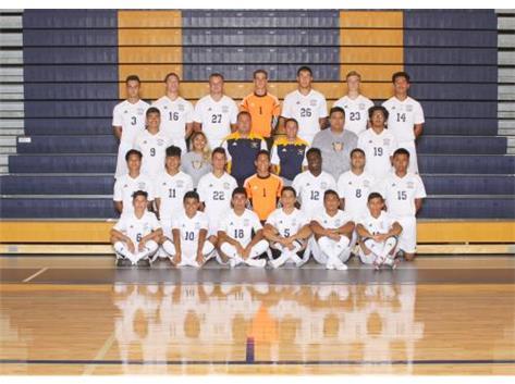 2016 Varsity Soccer Team