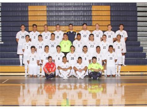 2016 Sophomore Soccer Team