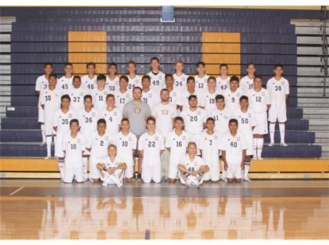 2016 Freshmen Soccer Team