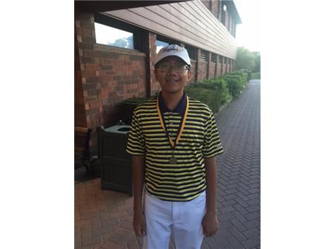Congratulations to Sutape Chantapim on his 6th place finish. Sutape shot an 80.