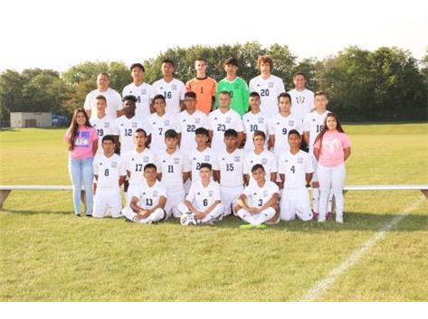 2017 Leyden Varsity Soccer Team