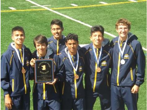 ICCP Cross Country Invite CHAMPS!
