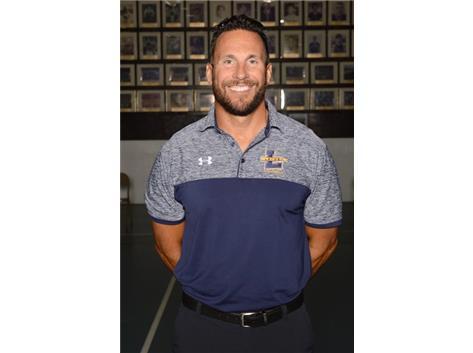 Head Coach Tom Cerasani