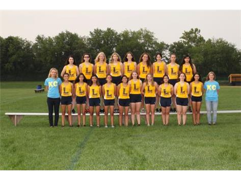 2018 Girl's Cross Country