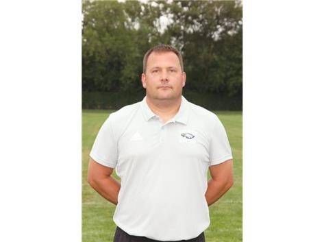 Head Coach Mark Valintis