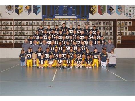 2019 Varsity Football. Go Eagles!!