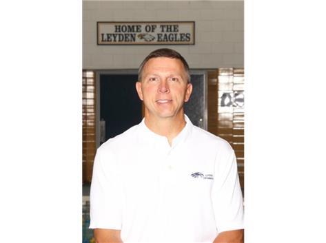 Head Coach Chris Cook