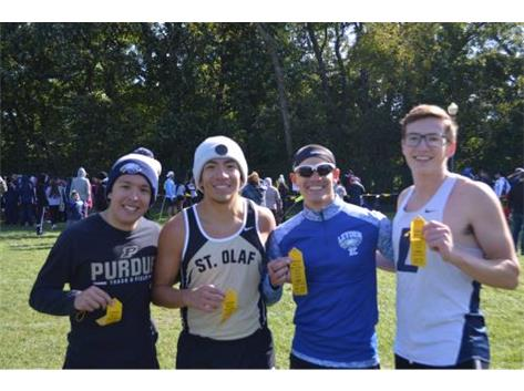 Former Eagles running 1 mile open at EP Invite
