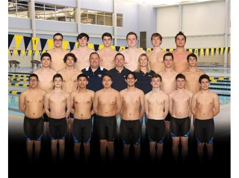 20-21 Varsity Boys Swimming and Diving