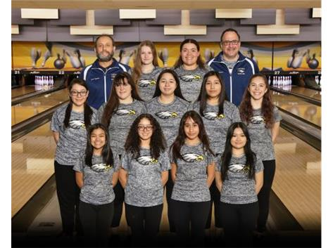 20-21 Varsity Girls Bowling