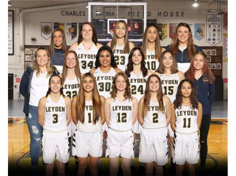 20-21 Girls Varsity Basketball