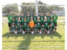 Boys Varsity Soccer Team