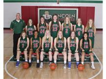 Girls Sophomore Basketball Team