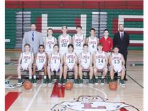 Boys Freshman Basketball Team