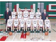 Boys Sophomore Basketball Team