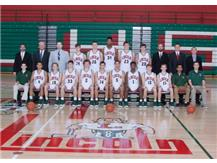Boys Varsity Basketball Team