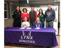 Kennedy & Morgan Lolling sign to continue careers at Lincoln College