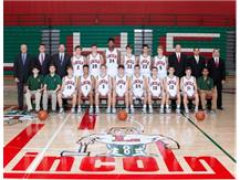 Boys Varsity Basketball Team 2018-19