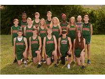 Cross Country Team 2019
