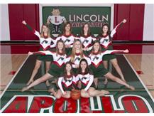 Basketball Dance Team 2019-2020