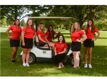 Girls Varsity Golf 2021