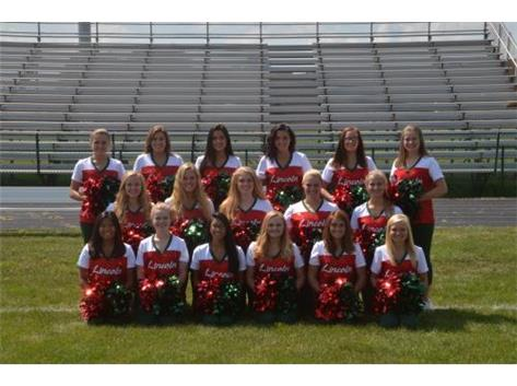 Football Dance Team