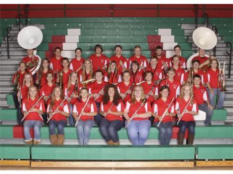 LCHS Pep Band