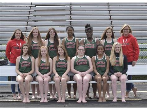 Girls Track & Field Team