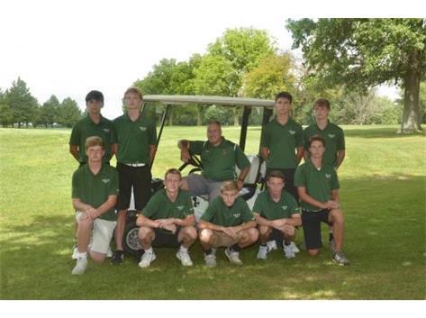 Boys Varsity Golf 2018