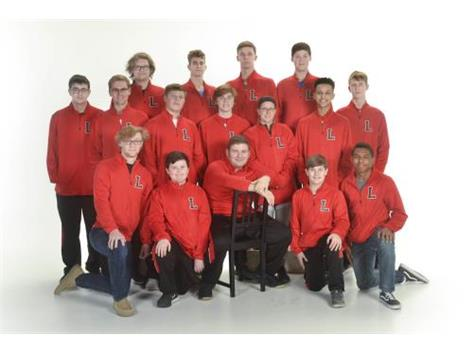Boys Swim Team 2018-19