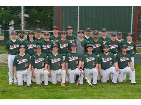 Varsity Baseball Team 2019