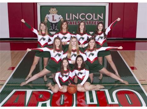 Basketball Dance Team 2019-2020