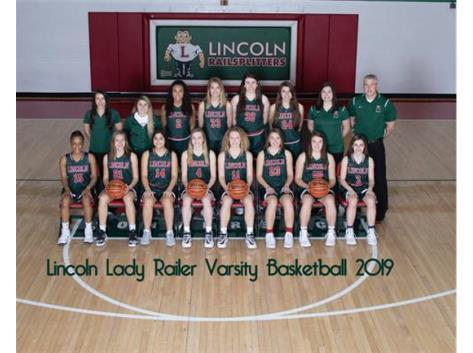Girls Varsity Basketball 2019-2020