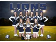 LISLE JV FALL CHEER