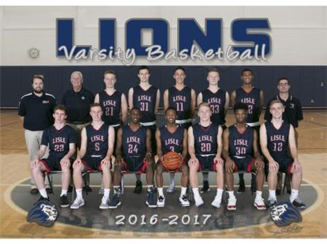 Lisle Varsity Boys Basketball