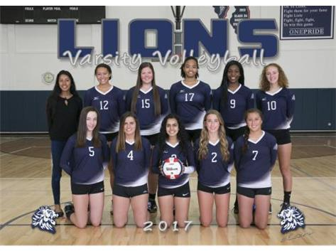 VARSITY VOLLEYBALL