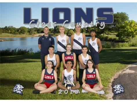 LISLE CROSS COUNTRY 2018