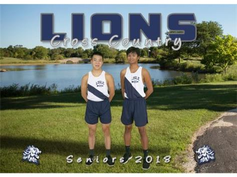LISLE CROSS COUNTRY SRS 2018