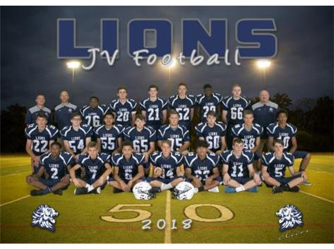 LISLE JV FOOTBALL 2018