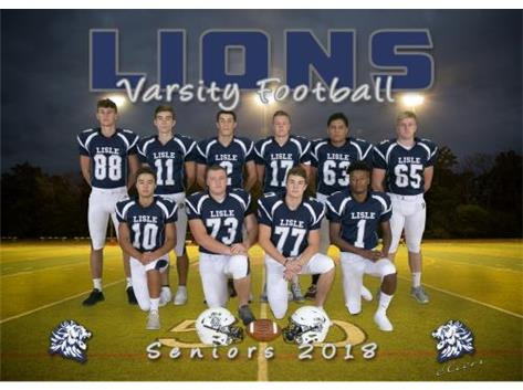 LISLE FOOTBALL SRS 2018